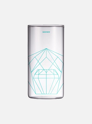 SHINee ARTIST FANLIGHT GLASS