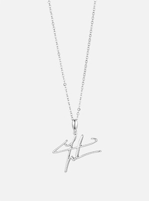 CHANYEOL ARTIST BIRTHDAY NECKLACE