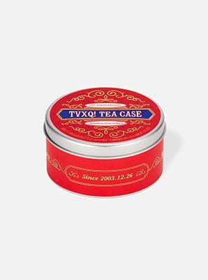 TVXQ! 17th ANNIVERSARY TEA CASE