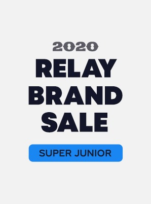 [RELAY BRAND SALE] SUPER JUNIOR 3rd WEEK SPECIAL PRICE - 3,900