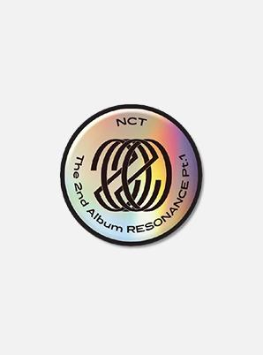 NCT HOLOGRAM GRIP TOK - RESONANCE Pt.1