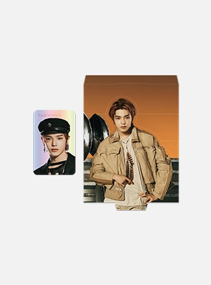 NCT HOLOGRAM PHOTO CARD SET - RESONANCE Pt.1