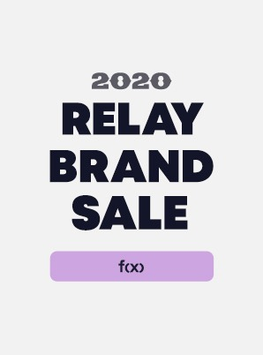 [RELAY BRAND SALE] f(x) 3rd WEEK SPECIAL PRICE - 3,900