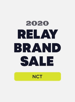 [RELAY BRAND SALE] NCT 2nd WEEK SPECIAL PRICE - 9,900