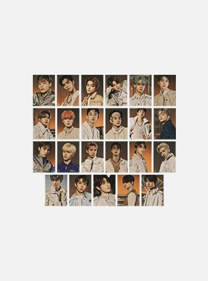 NCT A4 PHOTO - RESONANCE Pt.1