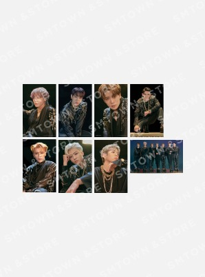 NCT 4X6 PHOTO SET - Make A Wish