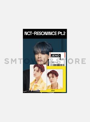 NCT PHOTO+STICKER SET - RESONANCE Pt.2