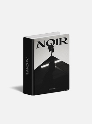 U-Know MINI COLLECT BOOK - NOIR