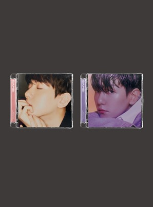 BAEKHYUN The 3rd Mini Album - Bambi (Jewel Case Ver.) (Random cover ver.)