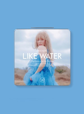 WENDY The 1st Mini Album - Like Water (Case Ver.)