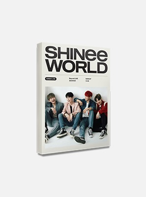 SHINee Beyond LIVE - SHINee : SHINee WORLD - POSTCARD BOOK