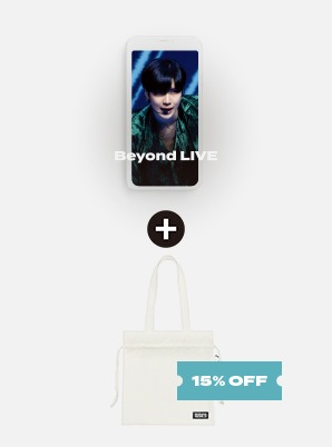 SHINee Beyond LIVE - SHINee : SHINee WORLD Live Streaming + STRING ECO BAG
