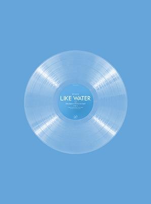 WENDY The 1st Mini Album - Like Water (LP Ver.)
