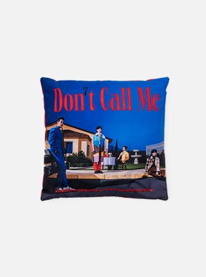 SHINee Cushion cover - Don't Call Me