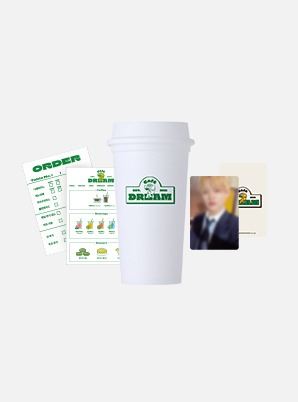 NCT DREAM REUSABLE TUMBLER - Café 7 DREAM