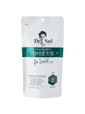[Dr.Seol &P!CK] FITPET DR.SUL TREATS DENTAL