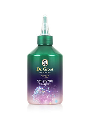[HEECHUL &P!CK] Dr.Groot Microbiome Genethick7 Hair Loss Care Scalp Scaling Shampoo