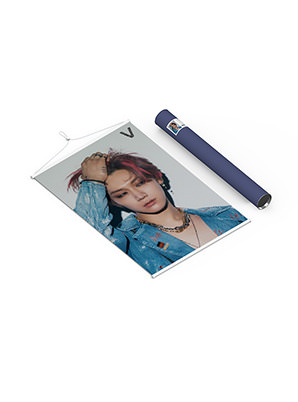 WayV WALL SCROLL POSTER - Awaken The World