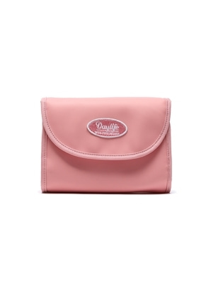 DAYLIFE MACARON POUCH (PINK)