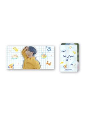 WayV WayVision FLIP BOOK + PHOTO CARD SET