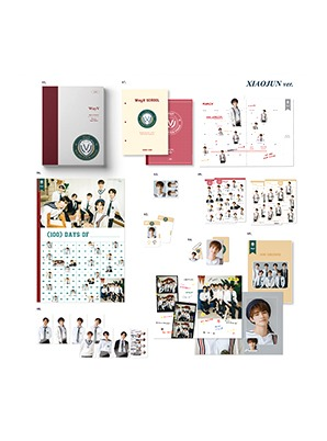 WayV 2021 BACK TO SCHOOL KIT