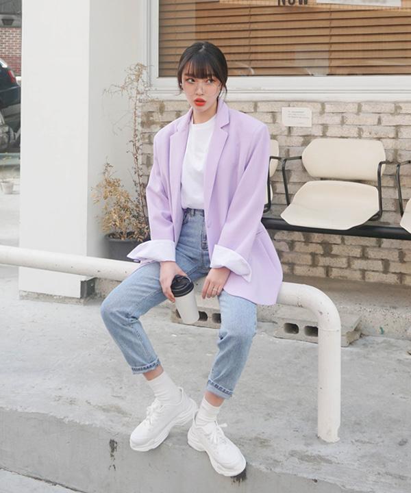 럭셜상콤박시자켓