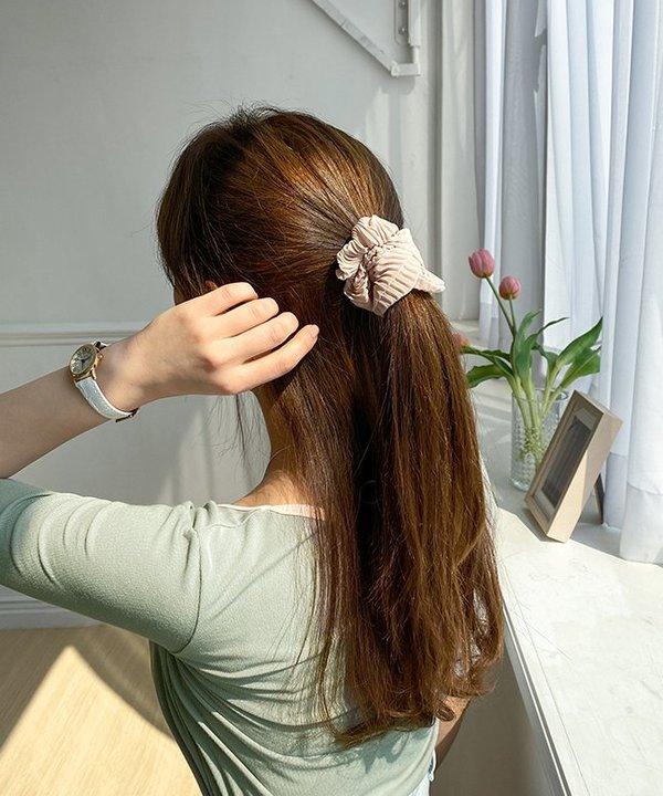리아곱창머리끈