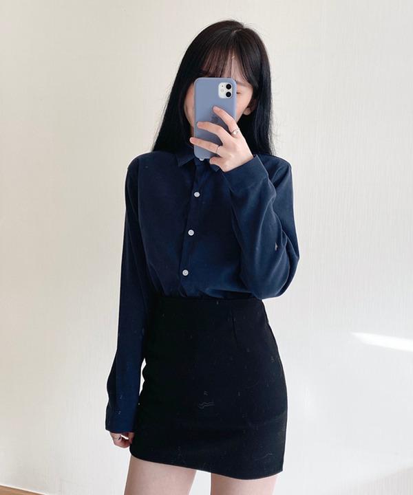 [겨울필수템]리버포근 피치기모셔츠(겉기모)