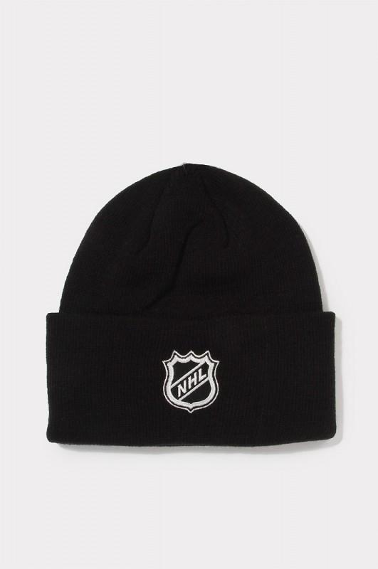 NHL Reebok NHL Beanie Black