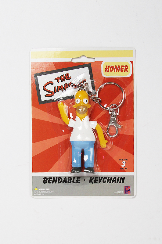 SIMPSON(심슨) The Simpson Keychain Homer