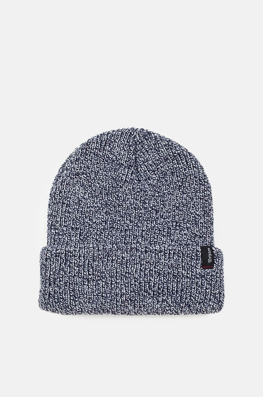 BRIXTON Heist Beanie Navy Heather