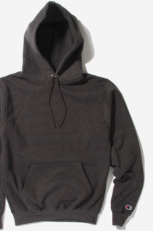 CHAMPION 50/50 Pullover Hoodie Chacoal