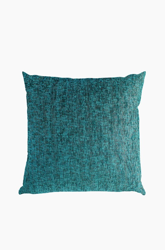 SEPTEMBER ROOM Tweed Cushion Green