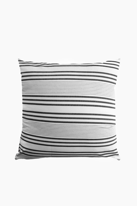 SEPTEMBER ROOM Two Tone Stripe Cushion