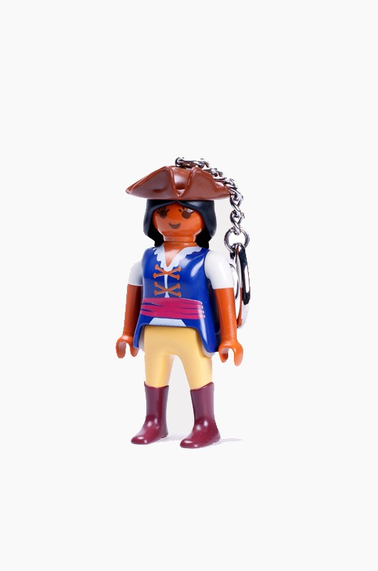 PLAYMOBILWoman Pirate Keyring