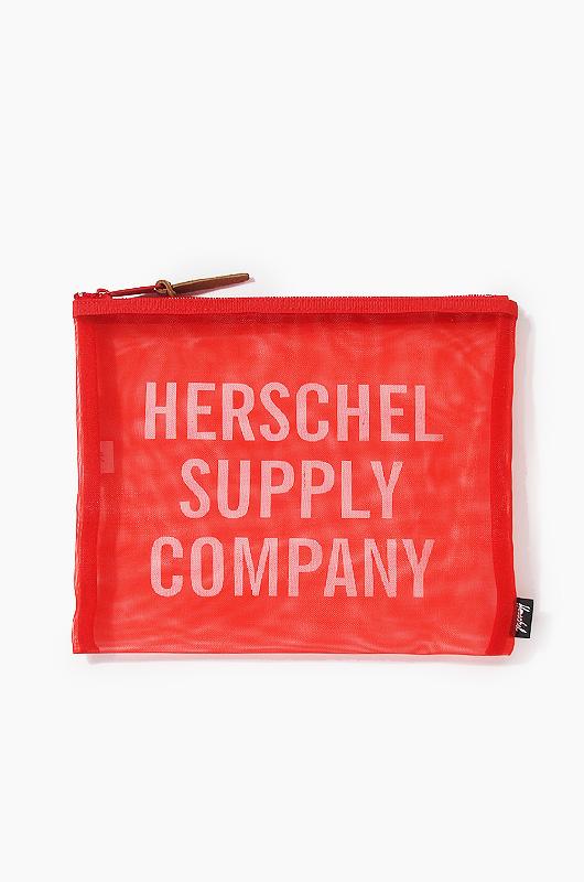 HERSCHEL Network Large-Mesh Red