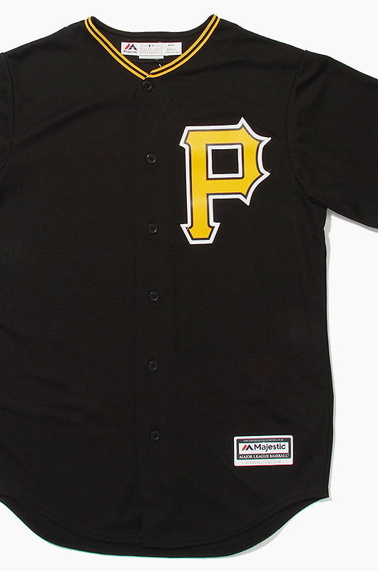 MAJESTIC Pittsburgh Pirates Jersey Away