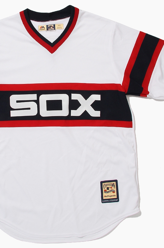 MAJESTIC Cooperstown Chicago White Sox Jersey