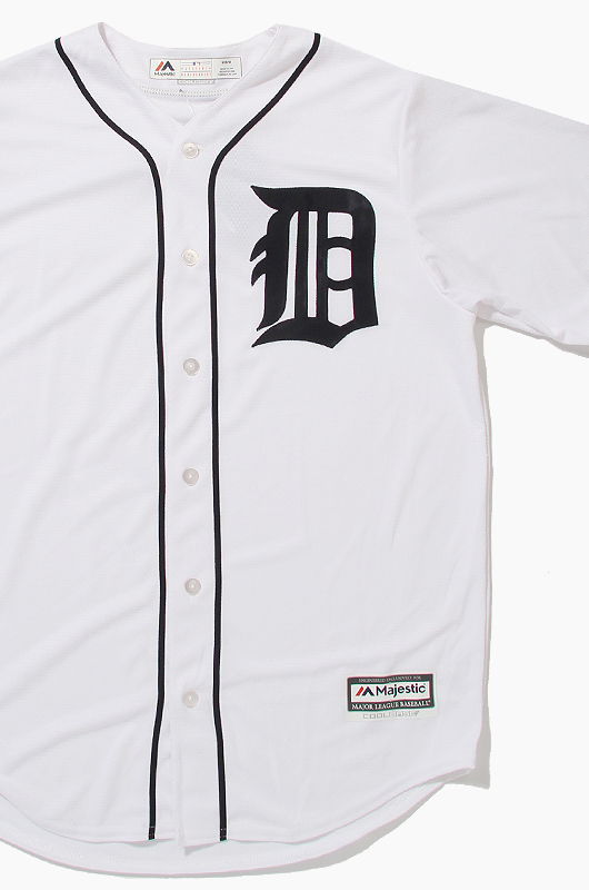 MAJESTIC Cooperstown Detroit Tigers Jersey
