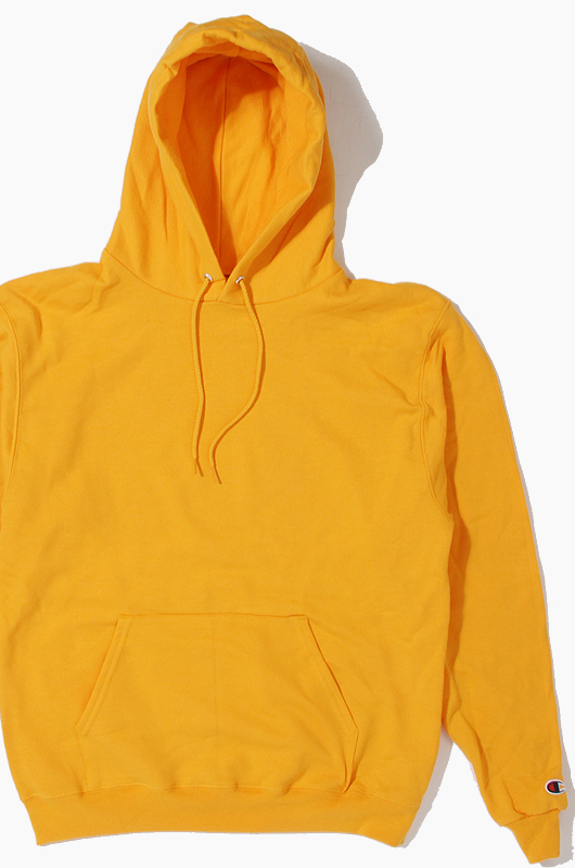 CHAMPION 50/50 Pullover Hoodie Gold