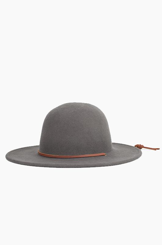 BRIXTON Tiller Hat Grey