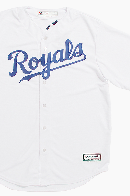 MAJESTIC Kansas City Jersey