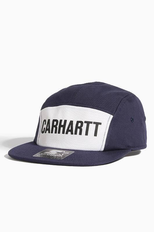 CARHARTT-WIPShore Starter Cap Blu/Wht/Blk