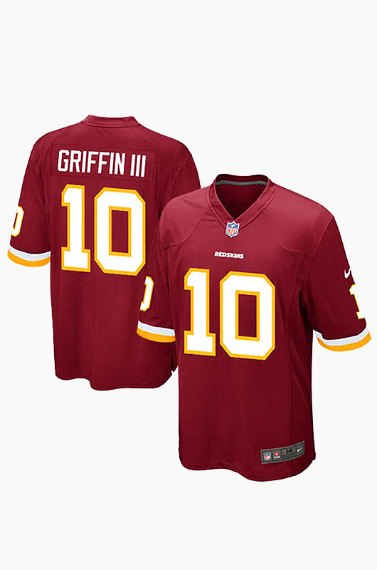 NFL Nike Washington Redskins Game Jersey Burgundy(10)