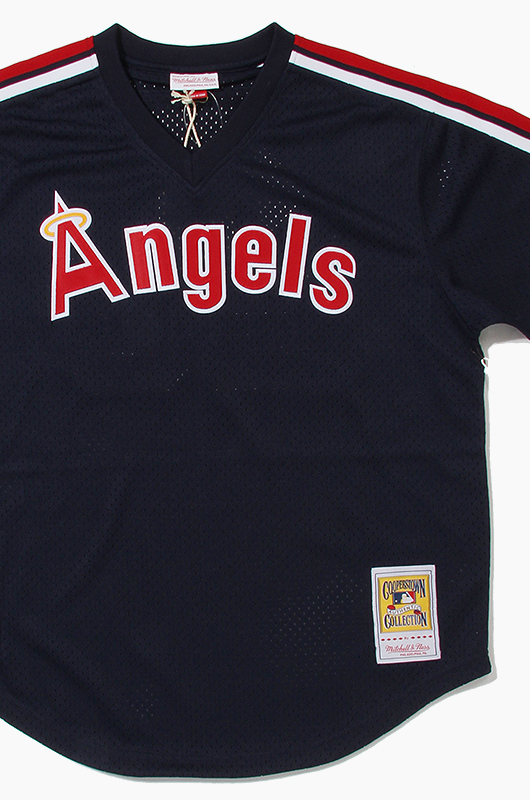 M&N Mesh BP Jersey Angels