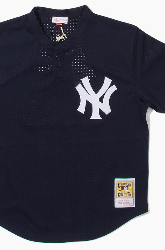M&N Mesh BP Jersey Yankees