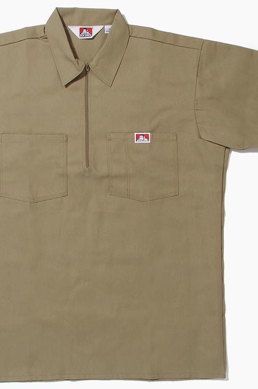 BENDAVIS Short Sleeve Khaki
