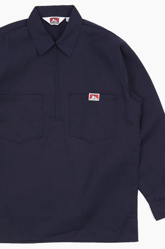 BENDAVIS Long Sleeve Navy