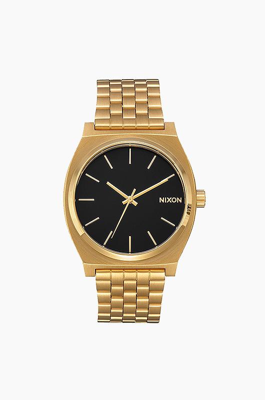 NIXON Time Teller All Gold/Black Sunray