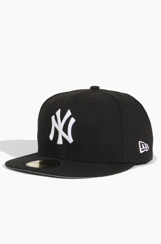 NEWERAAuthentic On Field Cap NY Yankees Black
